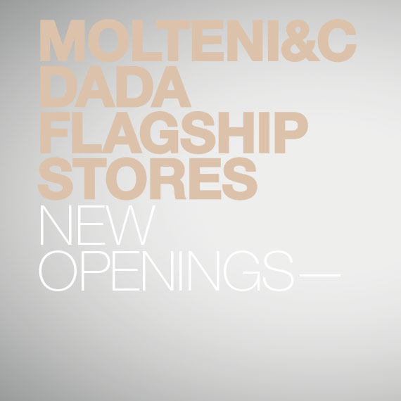 NEW FLAGSHIP STORES