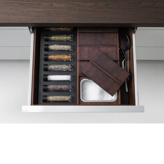 ACCESSORIES FOR DRAWERS AND CONTAINERS by Dada